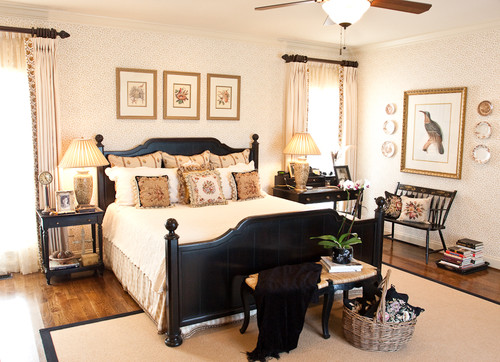 Bedroom By Franklin Interior Designer Eric Ross Interiors LLC