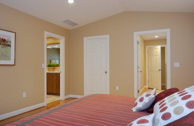 Morton Avenue Home contemporary-bedroom