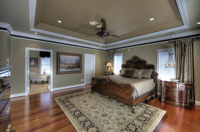 Moss building and design addition traditional bedroom for Moss building design