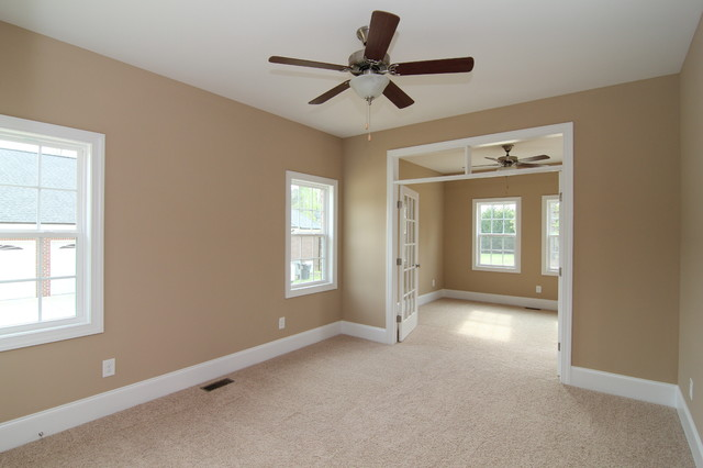Mother In Law Suite Traditional Bedroom Raleigh By Stanton Homes