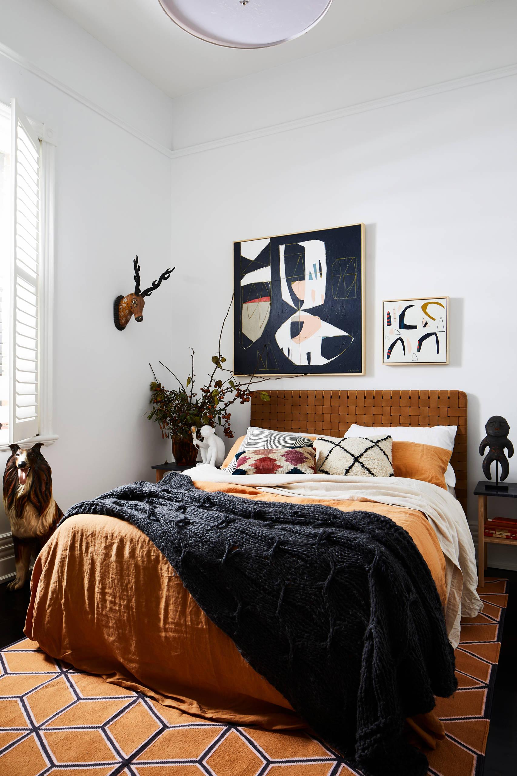 Earthy Bedroom Ideas And Photos  Houzz
