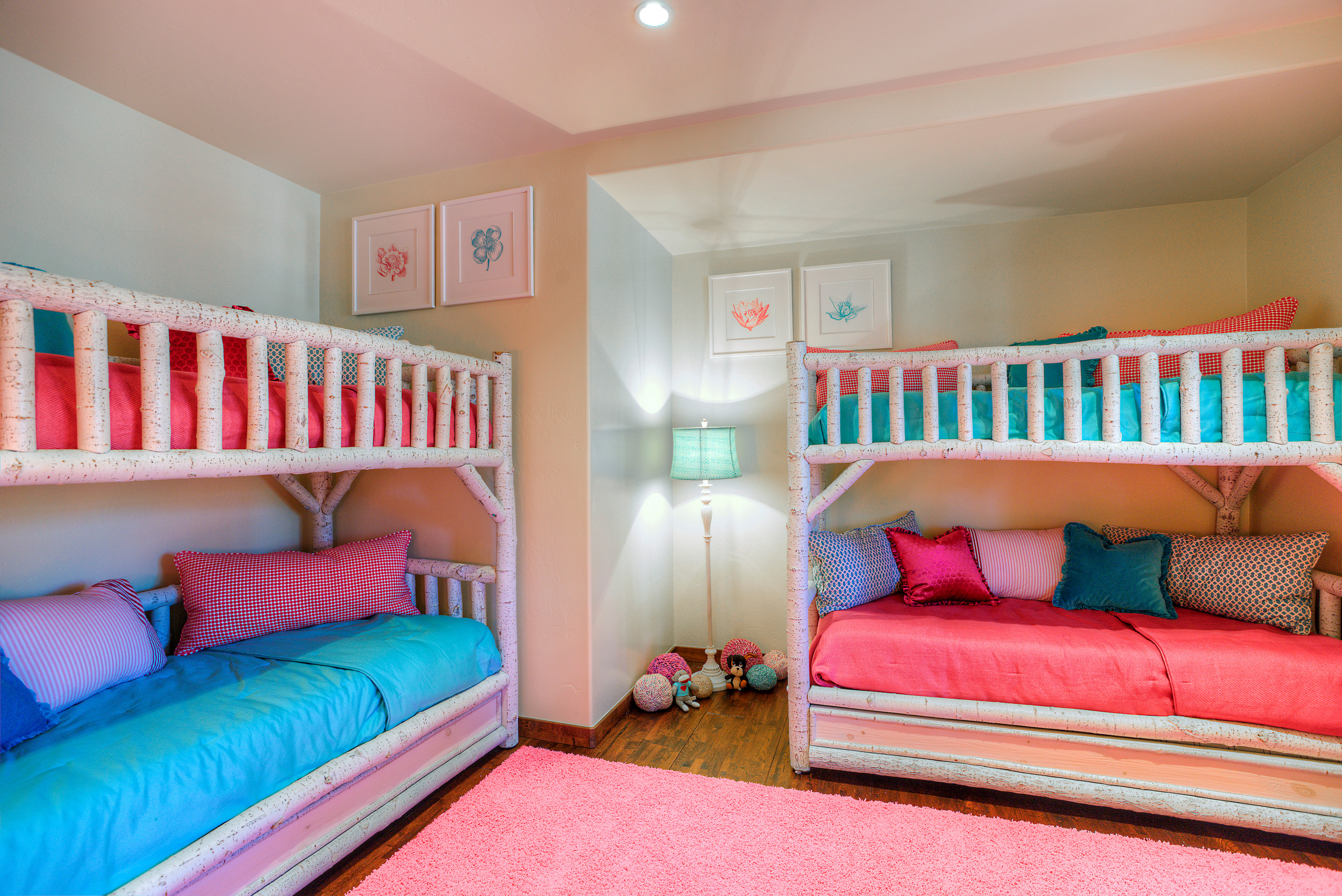 Mountain Living - Downstairs Kids' Suite