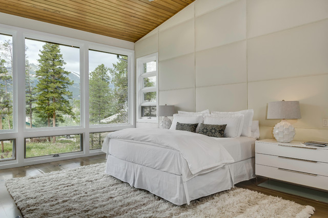 Mountain master contemporary bedroom denver by for Mountain modern bedroom