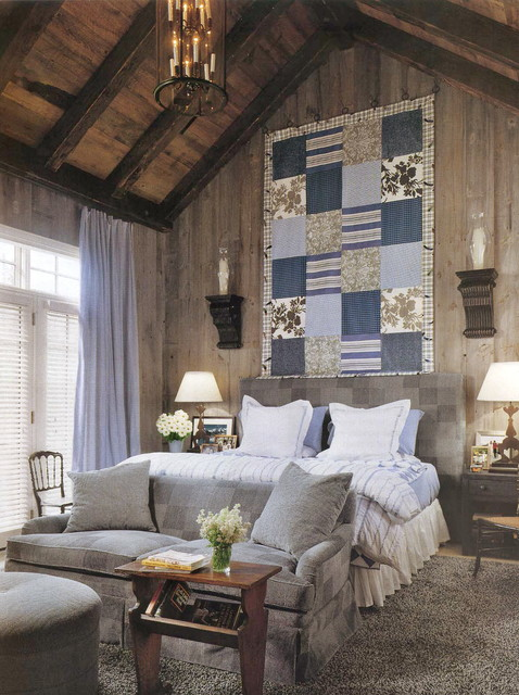 Mountain Mining Residence, Telluride, CO contemporary-bedroom