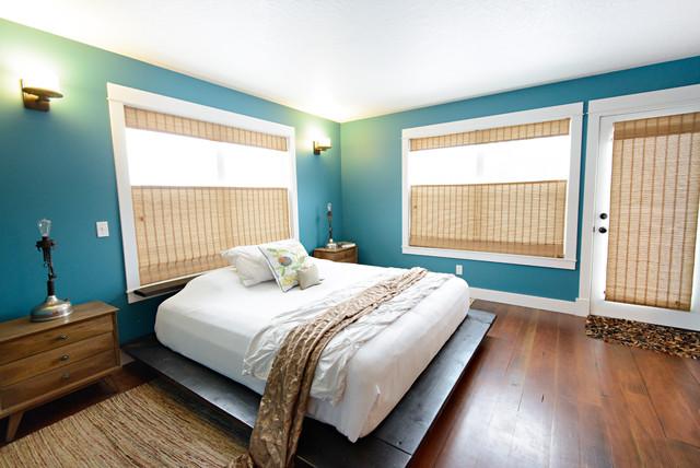 mountain primitive modern kolonialstil schlafzimmer. Black Bedroom Furniture Sets. Home Design Ideas