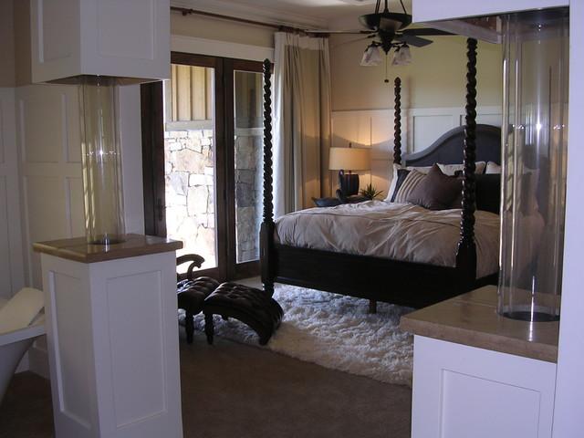 Mountain Retreat traditional-bedroom