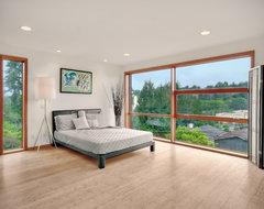 Mt. Baker Residence modern-bedroom