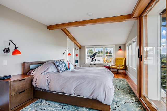 Mt Baker Second Story Master Suite Addition Full House