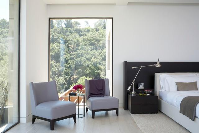 Mulholland contemporary-bedroom