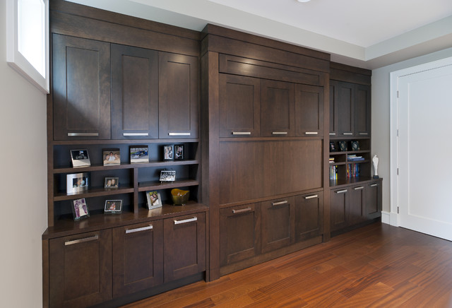 Murphy Bed - Transitional - Bedroom - vancouver - by Old ...