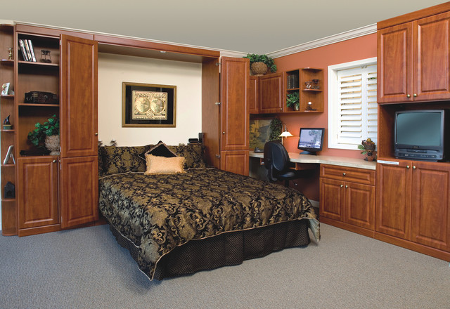 murphy bed with bi fold doors can be used as an office bedroom or bi fold doors home office
