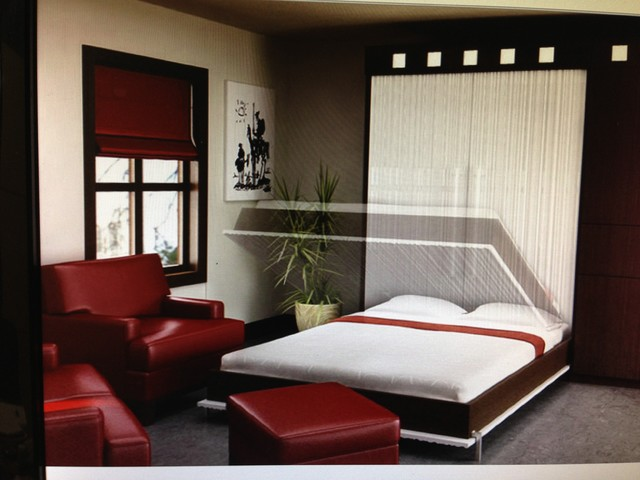 Murphy Beds - Contemporary - Bedroom - Miami - by Metro Door USA