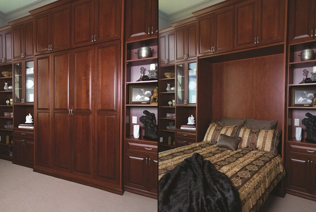 Murphy Wall Bed System Contemporary Bedroom Philadelphia By Closet Storage Concepts