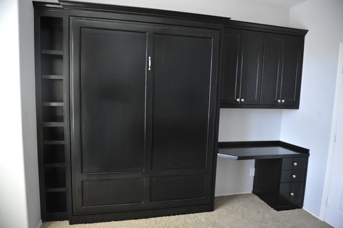 Murphy Bed With Craft Table.
