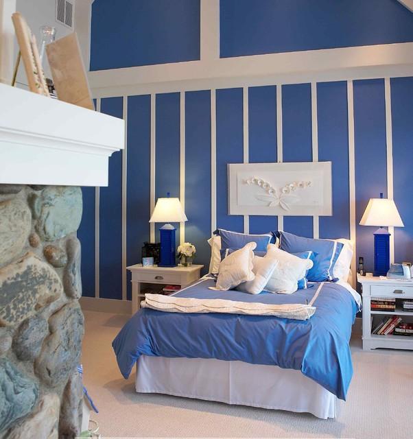 Master bedroom. traditional-bedroom