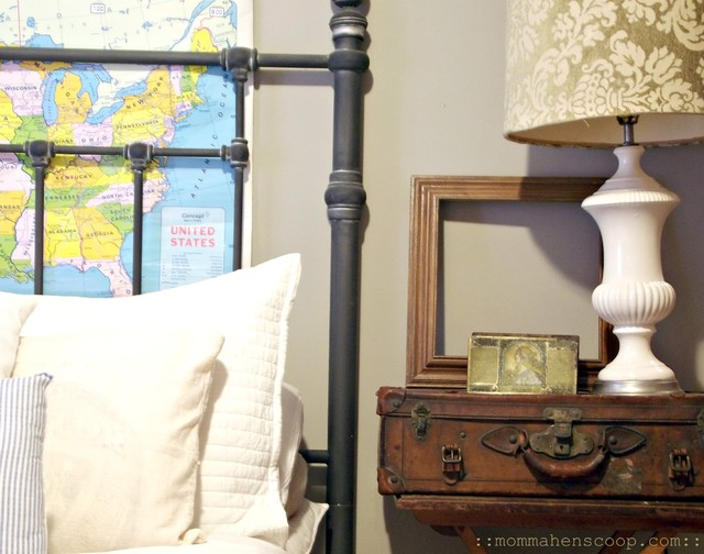 My Eclectic bedroom eclectic-bedroom