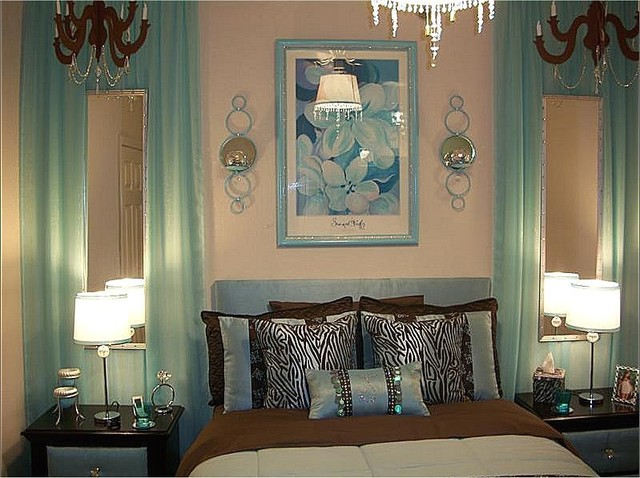 My first design----college apartment bedroom ...