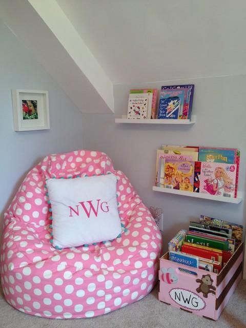 MY GRACIE'S ROOM eclectic-bedroom