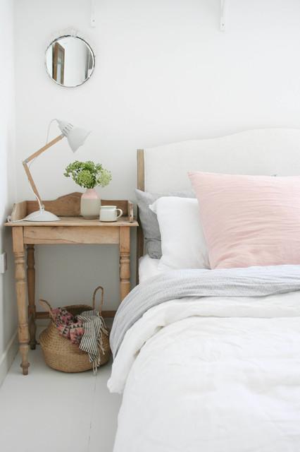 My home eclectic-bedroom