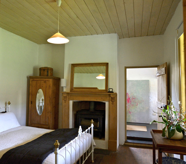 My Houzz: A Century Old Mud Brick Home Becomes A Painter's