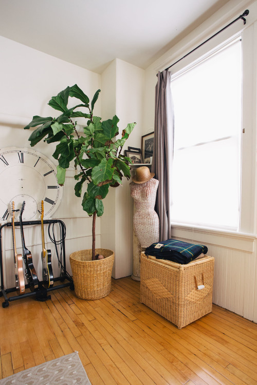 My Houzz: A Charming Apartment in the Mission