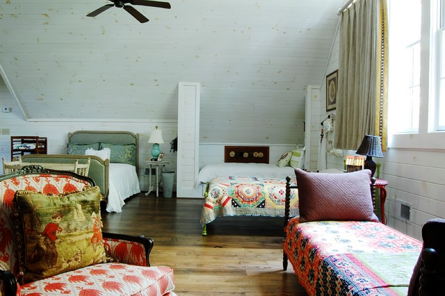 14 Tips for Decorating an Attic — Awkward Spots and All