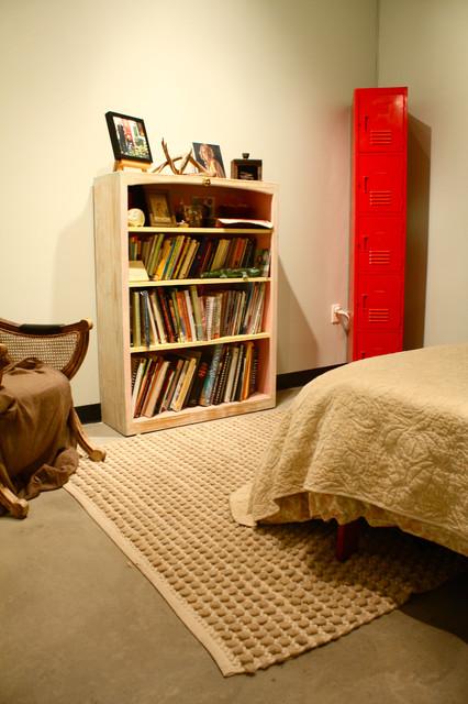 Guest Bedroom industrial-bedroom