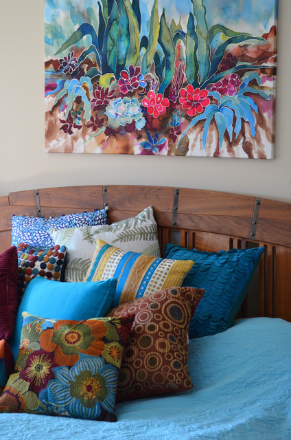 My Houzz: Artistry and Craftsmanship Create a Heartfelt Home craftsman-bedroom
