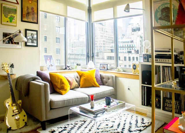 My Houzz: Beautiful Comfort in the Heart of New York City