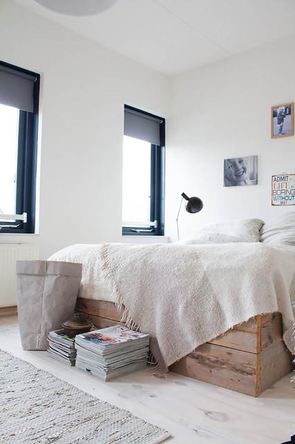 my houzz bohemian and sturdy clectique chambre amsterdam par louise de miranda. Black Bedroom Furniture Sets. Home Design Ideas