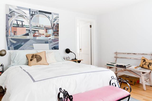 Dana Worlock Eclectic Bedroom New York By Rikki Snyder
