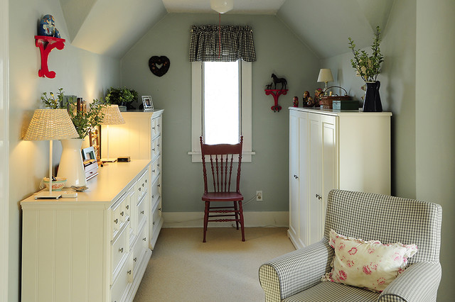 Master Bedroom Nook Traditional Bedroom Portland By Julie Smith