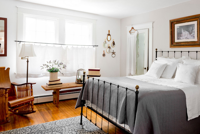My Houzz Classic East Coast Style In Maryland American Traditional Bedroom