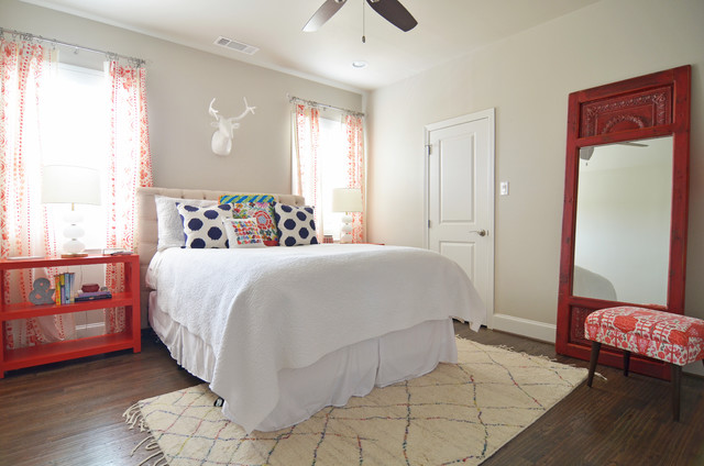 my houzz color happy country living in fort worth