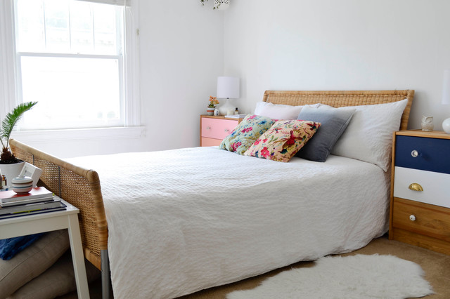 Perfect Shabby chic Style Bedroom by Planning Pretty