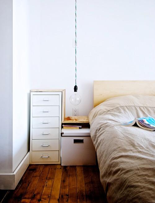 Bedroom Detail modern bedroom