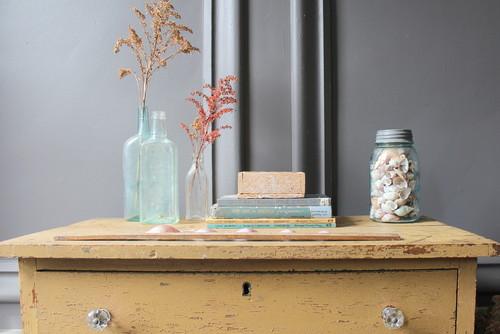 DIY ιδέες διακόσμησης με μπουκάλια [ideas for DIY decorative bottles]