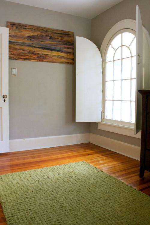 Interior shutters - Window Treatments