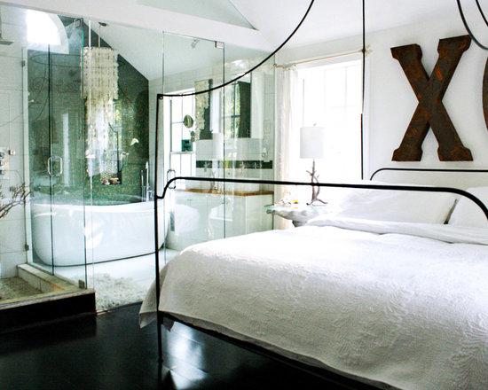 bedroom bathroom combo home design ideas pictures