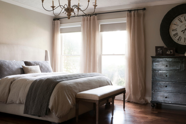 My Houzz Gurfinkel Transitional Bedroom Dallas By