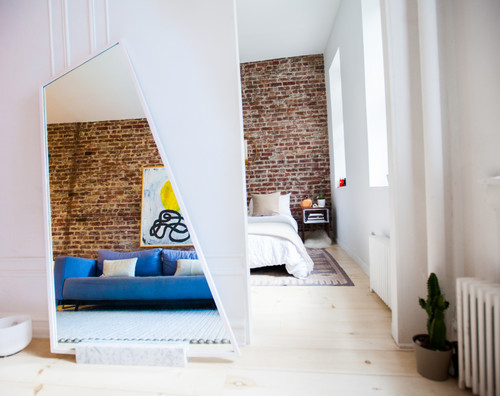 My Houzz: Fashionably Simple in a Williamsburg Apartment
