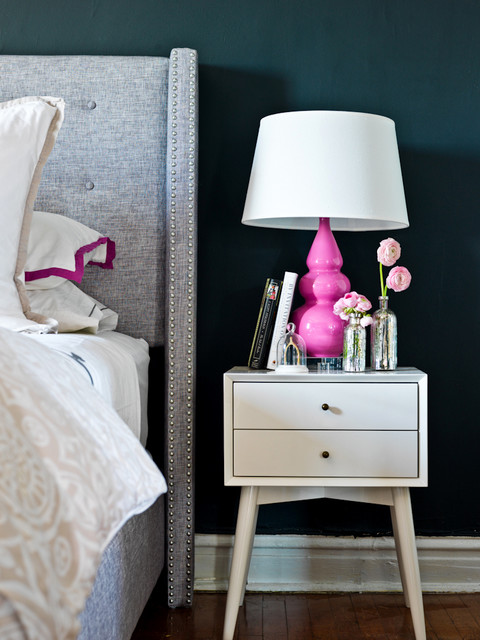 The Everygirl contemporary-bedroom