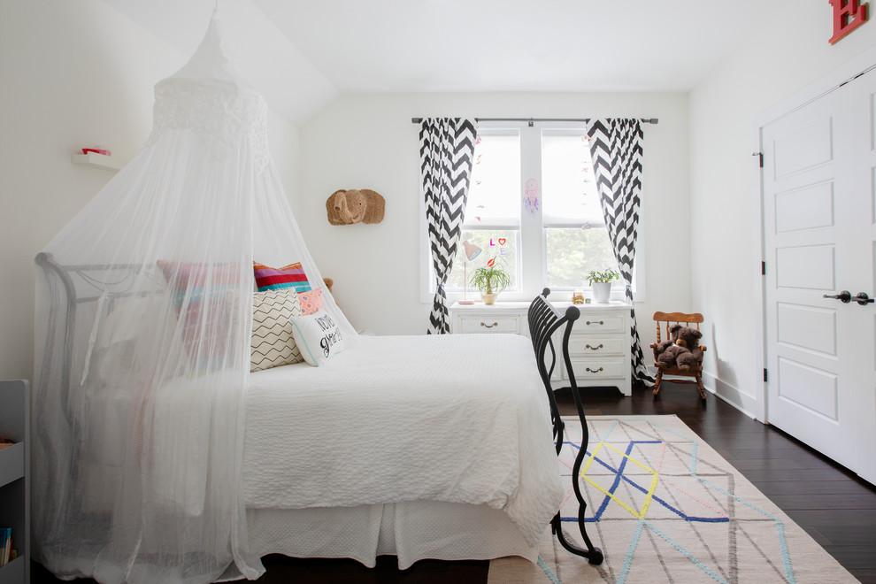 Bedroom - coastal bedroom idea in Charleston