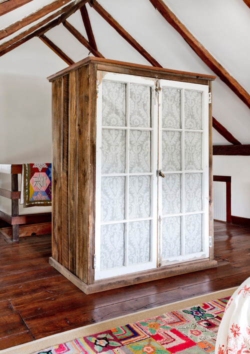 My Houzz: Global Details Add Character to a Connecticut Farmhouse