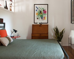 My Houzz: Dana McGill-Perez midcentury-bedroom