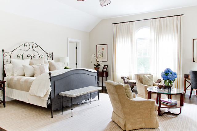 my houzz: iris dankner - traditional - bedroom - new york -rikki