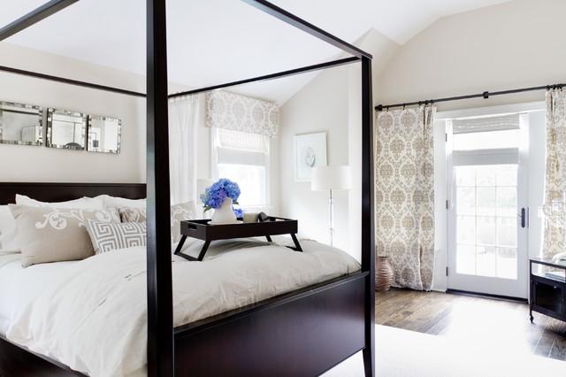 My Houzz: Iris Dankner traditional-bedroom