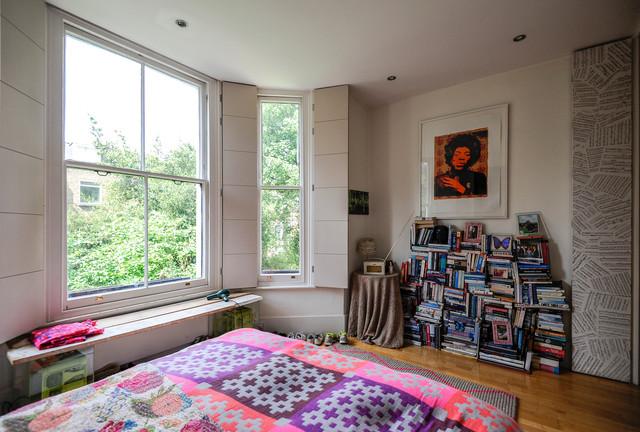 My Houzz: eclectic-bedroom
