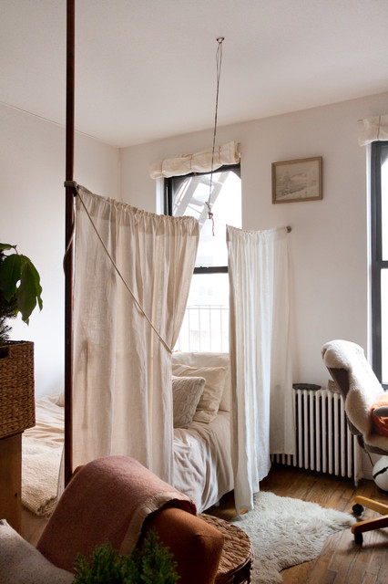 apartment bedroom furniture. Shabby chic Style Bedroom by Rikki Snyder 5 Ways to Fake a in Studio Apartment