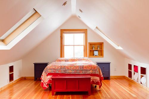 Recupero sottotetto, è fattibile creare una camera matrimoniale?